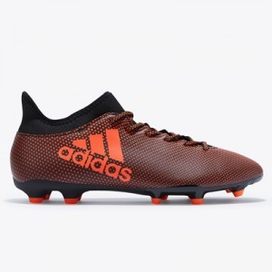 adidas X 17.3 Firm Ground Football Boots – Core Black/Solar Red/Solar All items