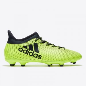 adidas X 17.3 Firm Ground Football Boots – Solar Yellow/Legend Ink/Leg All items