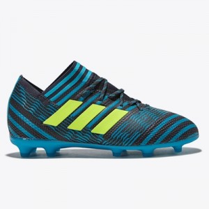 adidas Nemeziz 17.1 Firm Ground Football Boots – Legend Ink/Solar Yell All items