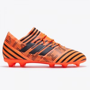 adidas Nemeziz 17.1 Firm Ground Football Boots – Solar Orange/Core Bla All items