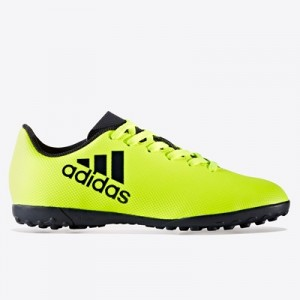 adidas X 17.4 Astroturf Trainers – Solar Yellow/Legend Ink/Legend Ink All items
