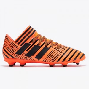 adidas Nemeziz 17.3 Firm Ground Football Boots – Solar Orange/Core Bla All items