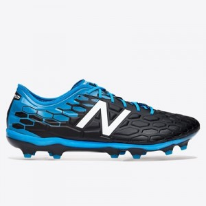 New Balance Visaro 2.0 Pro Firm Ground Football Boots – Black/Bolt All items