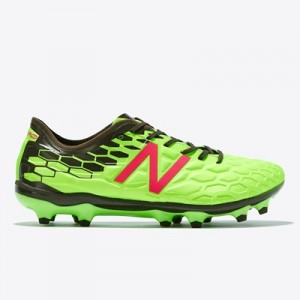 New Balance Visaro 2.0 Pro Firm Ground Football Boots – Energy Lime/Mi All items