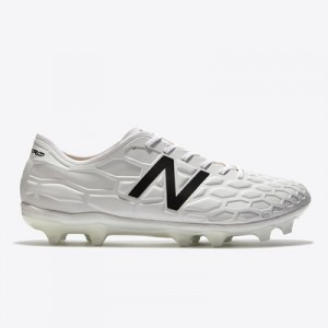 New Balance Visaro 2.0 Pro Firm Ground Football Boots – White Out All items