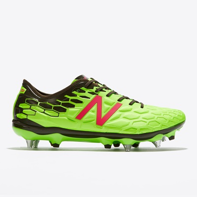New Balance Visaro 2.0 Pro Soft Ground Football Boots – Energy Lime/Mi All items