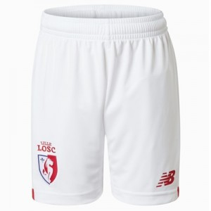Lille Away Shorts 2017-18 All items