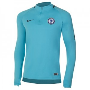 Chelsea Squad Drill Top – Omega Blue All items