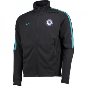 Chelsea Authentic Franchise Track Jacket – Black All items
