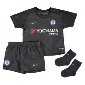 Chelsea Third Stadium Kit 2017-18 – Infants All items