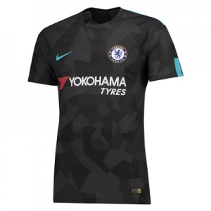 Chelsea Third Vapor Match Shirt 2017-18 All items