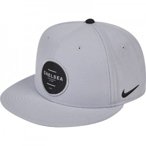 Chelsea Squad Cap – Grey All items