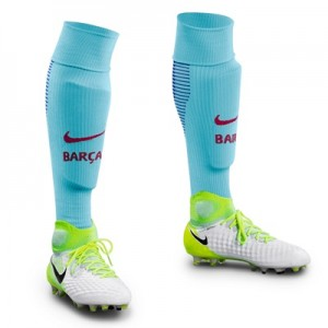 Barcelona Away Stadium Socks 2017-18 All items