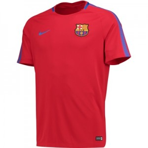 Barcelona Squad Training Top – Red All items