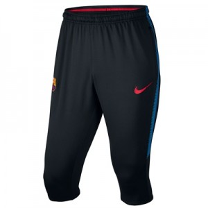 Barcelona Squad 3/4 Pant – Black All items