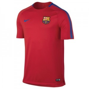 Barcelona Squad Training Top – Red – Kids All items