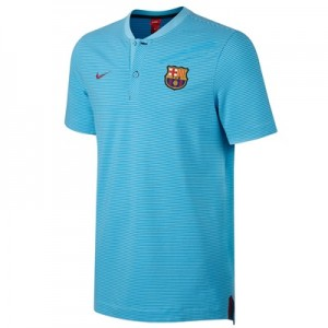 Barcelona Authentic Grand Slam Polo – Blue All items