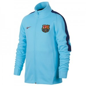 Barcelona Authentic Franchise Jacket – Blue – Kids All items