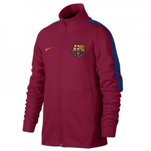 Barcelona Authentic Franchise Jacket – Red – Kids All items