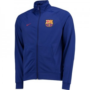 Barcelona Core Track Jacket – Royal Blue All items