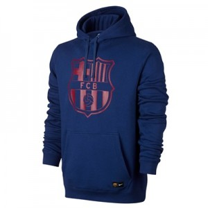 Barcelona Core Hoodie – Royal Blue All items