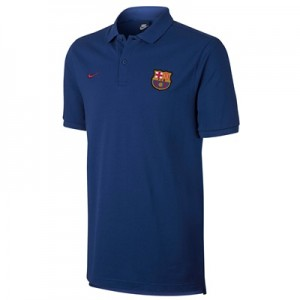 Barcelona Core Polo – Royal Blue All items