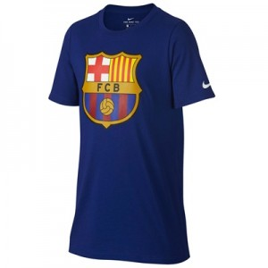 Barcelona Ever Green T-Shirt – Royal Blue – Kids All items