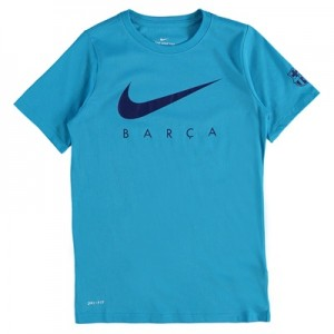 Barcelona Pre Season T-Shirt – Lt Blue – Kids All items