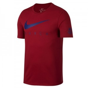 Barcelona Pre Season T-Shirt – Red – Kids All items