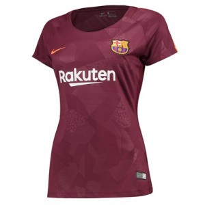 Barcelona Third Stadium Shirt 2017-18 – Womens All items