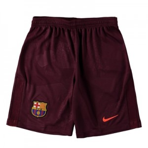 Barcelona Third Stadium Shorts 2017-18 – Kids All items