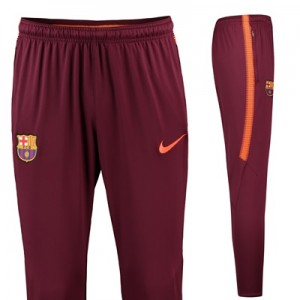 Barcelona Squad Training Pant – Maroon All items
