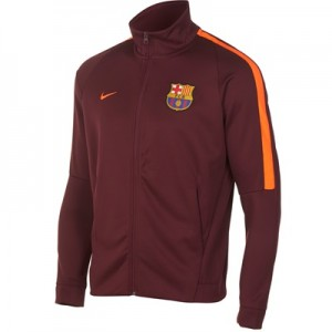 Barcelona Authentic Franchise Jacket – Maroon All items