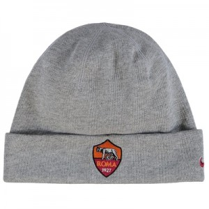 AS Roma Training Beanie – Dk Grey All items
