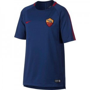 AS Roma Squad Training Top – Royal Blue – Kids All items
