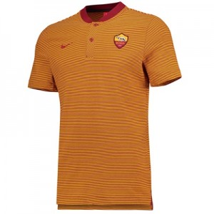 AS Roma Authentic Grand Slam Polo – Red All items