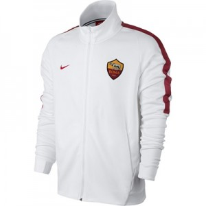 AS Roma Authentic Franchise Jacket – White All items