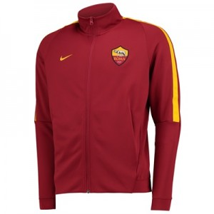 AS Roma Authentic Franchise Jacket – Red All items