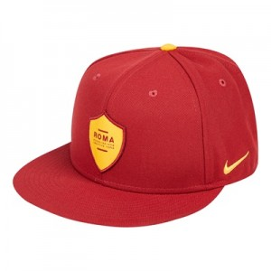 AS Roma Squad Snap Back Cap – Red All items