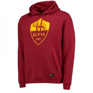 AS Roma Core Hoodie – Red All items
