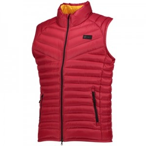 AS Roma Authentic Down Vest – Red All items