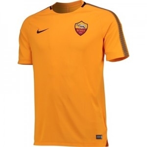 AS Roma Squad Training Top – Orange All items