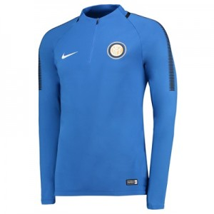 Inter Milan Squad Drill Top – Royal Blue All items