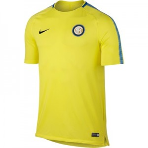 Inter Milan Squad Training Top – Yellow All items