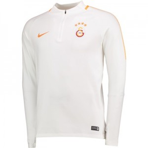 Galatasaray Squad Drill Top – White All items