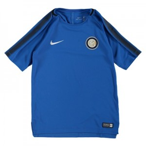 Inter Milan Squad Training Top – Royal Blue – Kids All items
