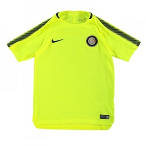 Inter Milan Squad Training Top – Yellow – Kids All items