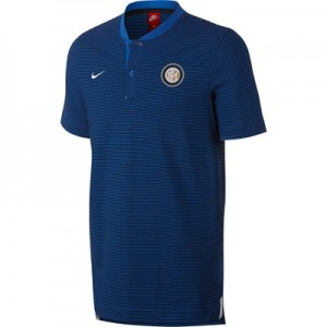 Inter Milan Authentic Grand Slam Polo – Royal Blue All items