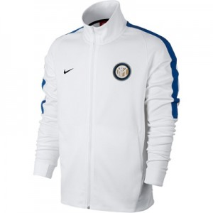 Inter Milan Authentic Franchise Jacket – White All items