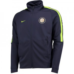 Inter Milan Authentic Franchise Jacket – Blue All items